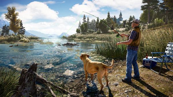چرا وقایع Far Cry 5 در آمریکا شمالی اتفاق می افتد؟