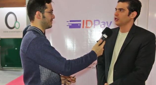 مصاحبه با استارتآپ آیدیپی؛ روشی ساده برای پرداخت پول