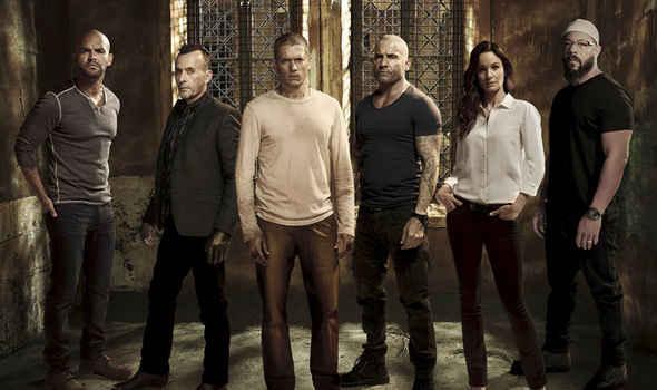 دانلود سریال Prison Break