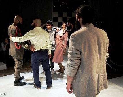 نمایش توفان نوشته ی شکسپیر ساخته ی مازیار سیدی