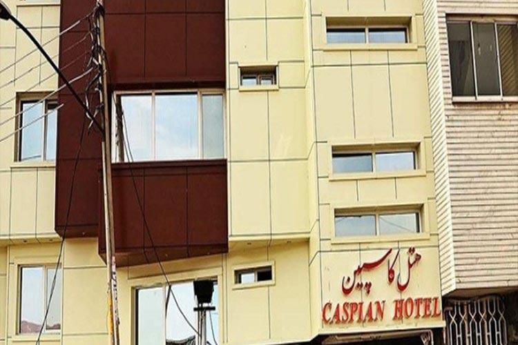 هتل در تبریز