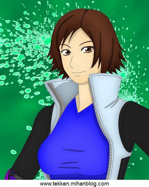 Asuka Kazama طرفداران نینا ویلیامز