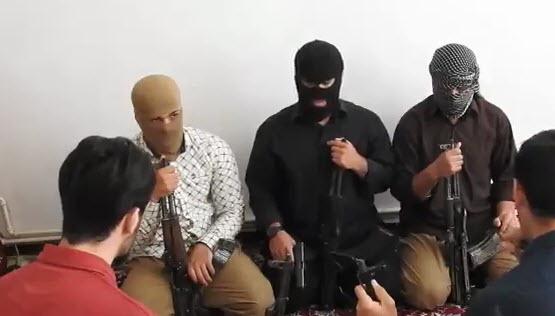 چرا تروریست ها به زبان کردی حرف می زدند؟