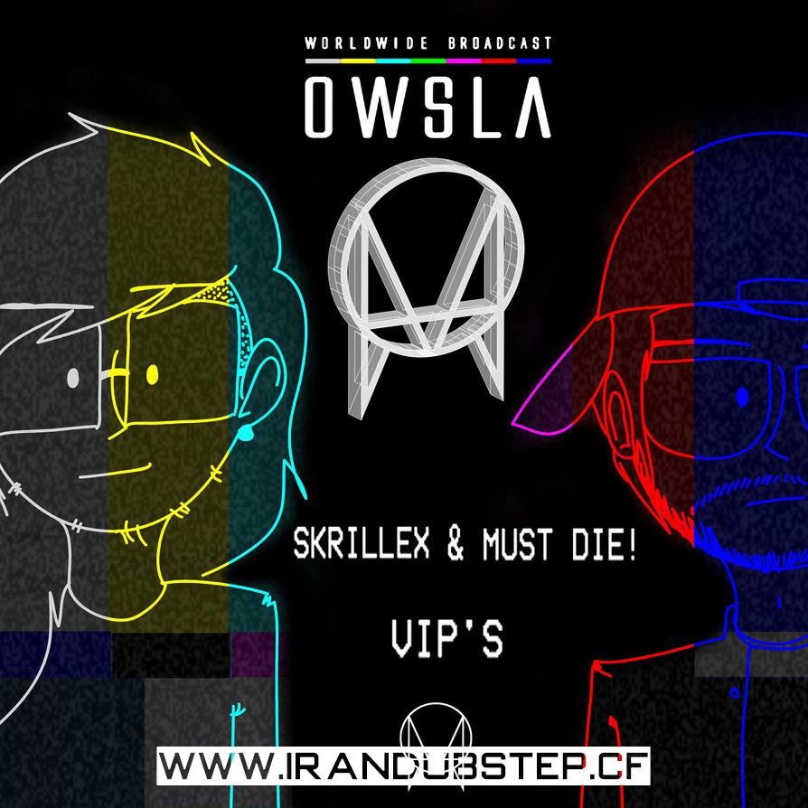 دانلود اهنگ Skrillex & MUST DIE به نام VIP's