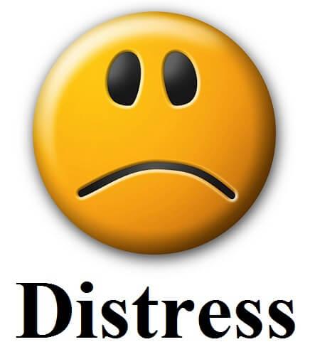 ناراحت شدن – Distress – آموزش لغات کتاب ۵٠۴ – English Vocabulary – کدینگ لغات ۵٠۴