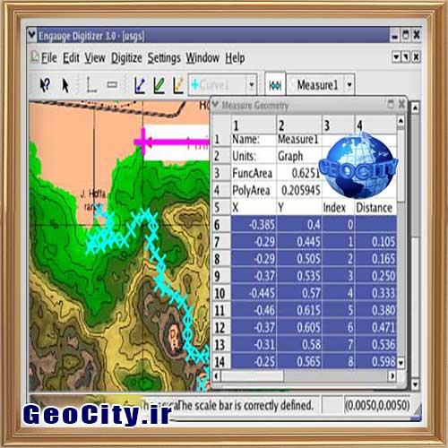 دانلود نرم افزار کاربردی Engauge Digitizer 4_1