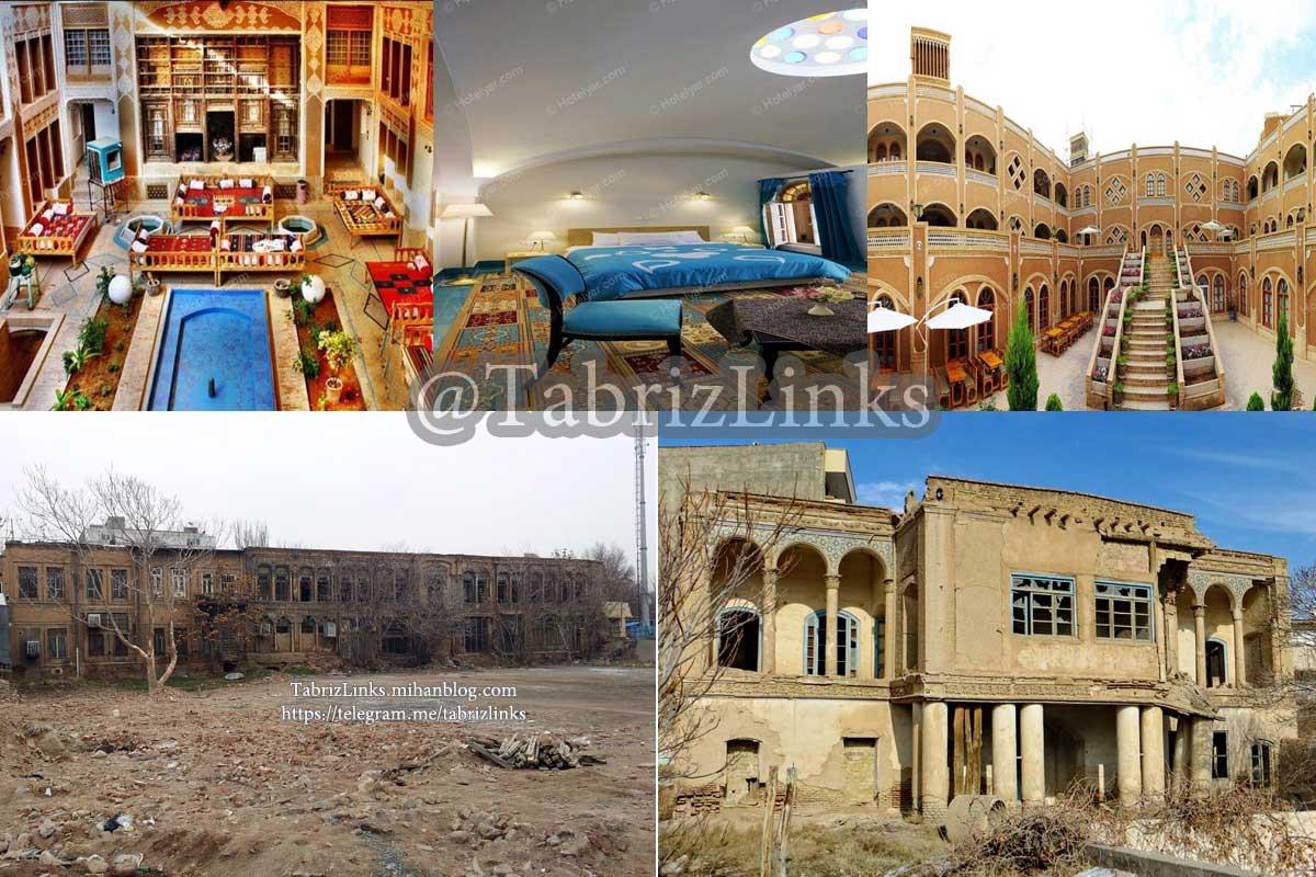 هتل خانه یزدی