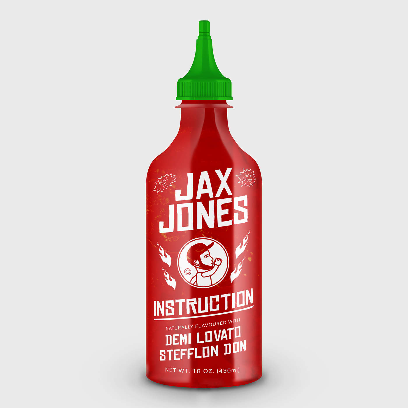 دانلود آهنگ Jax Jones feat. Demi Lovato & Stefflon Don به نام Instruction