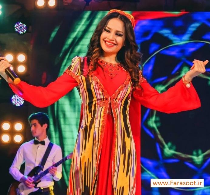 دانلود آهنگ تاجیکی جدید Farangis Dunyo به نام Zira Zira