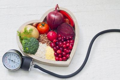 کاهش فشار خون با اين رژيم غذايي