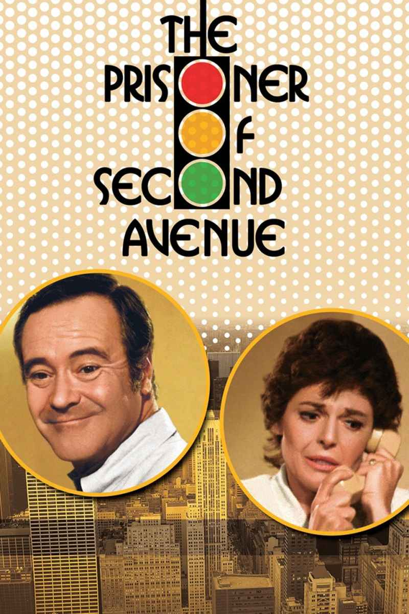 دانلود فیلم The Prisoner of Second Avenue 1975