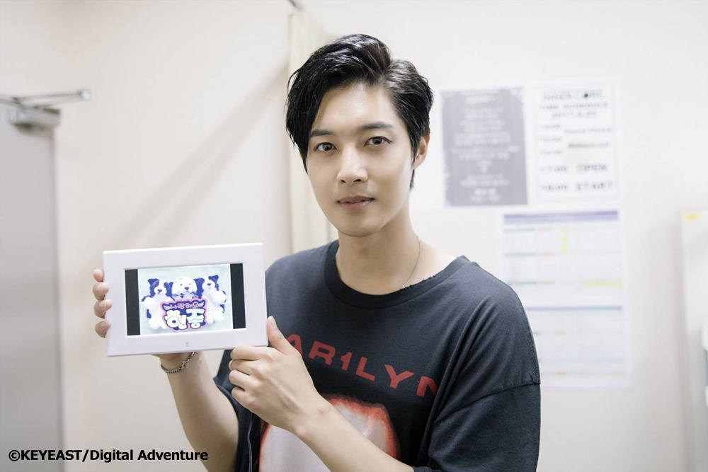 [Photo] Kim Hyun Joong Official Henecia Japan Website Update [2017.06.23]