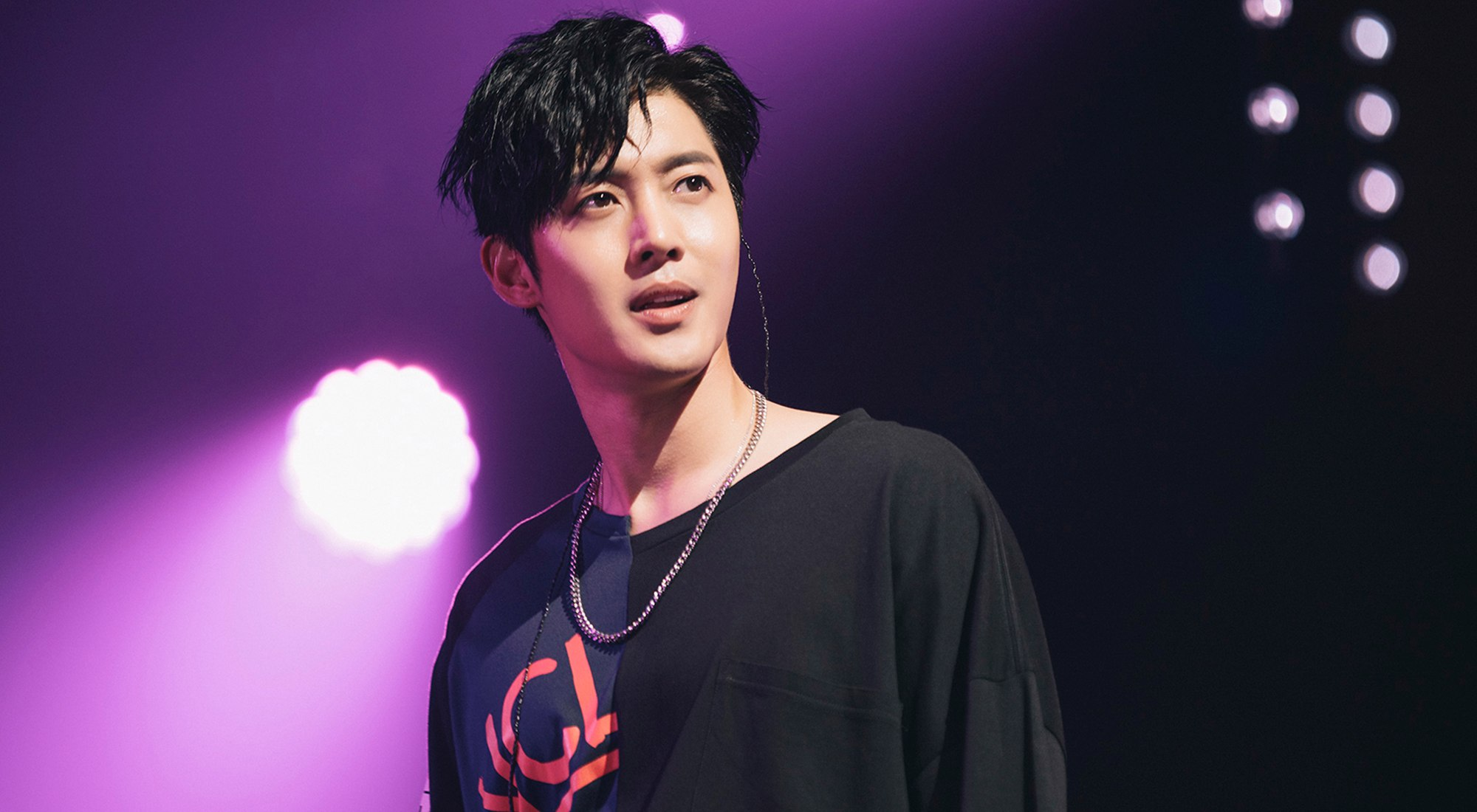 Kim Hyun Joong Official Site ~ New Photo in Home Page 2017.06.24