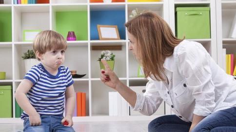 کودک را چگونه تنبيه کنيم