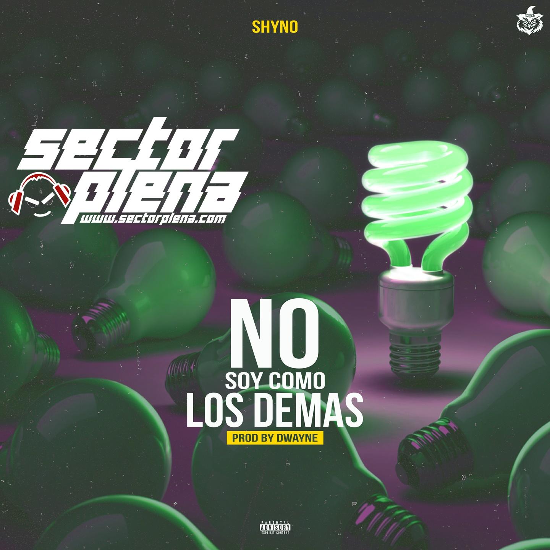 دانلود آهنگ اسپانیایی جدید Shyno به نام No Soy Como Los Demás