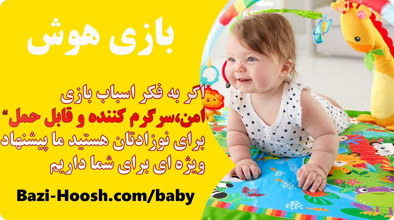 بازی هوش,اسباب بازی,اسباب بازی مناسب نوزادان