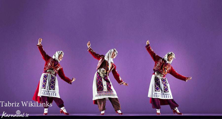 رقص تبریز