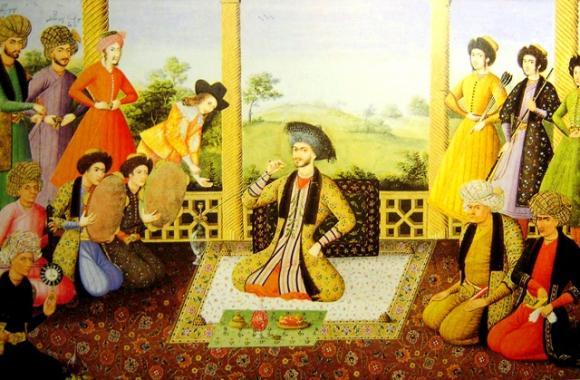 داستان ضرب المثل تنبل خانه شاه عباسی | داستان ضرب المثل