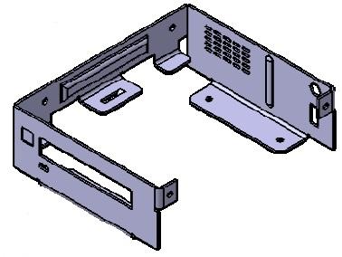 جزوه آموزشی محیط ورقکاری(Generative Sheetmetal Design)  در کتیا (CATIA)
