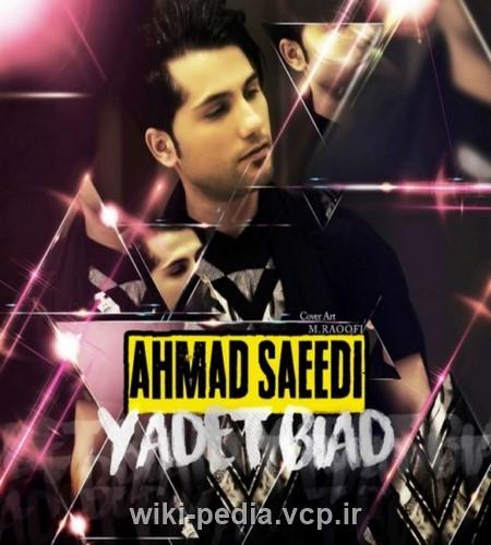 دانلود آهنگ زیبای یادت بیاد از احمد سعیدی
