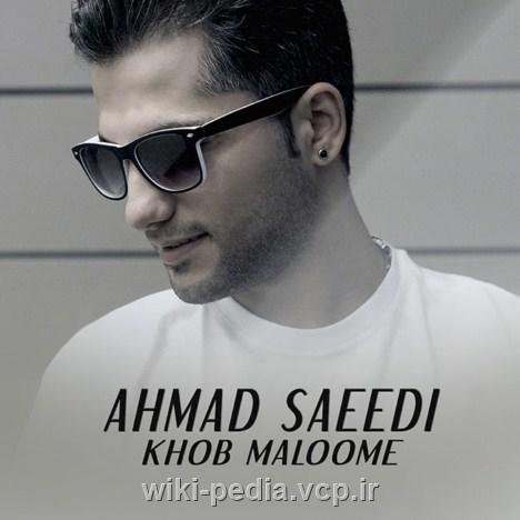دانلود آهنگ زیبای خوب معلومه از احمد سعیدی