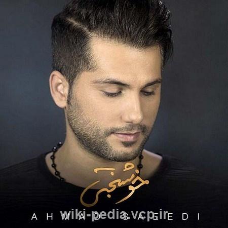 دانلود آهنگ زیبای خوشبختی از احمد سعیدی