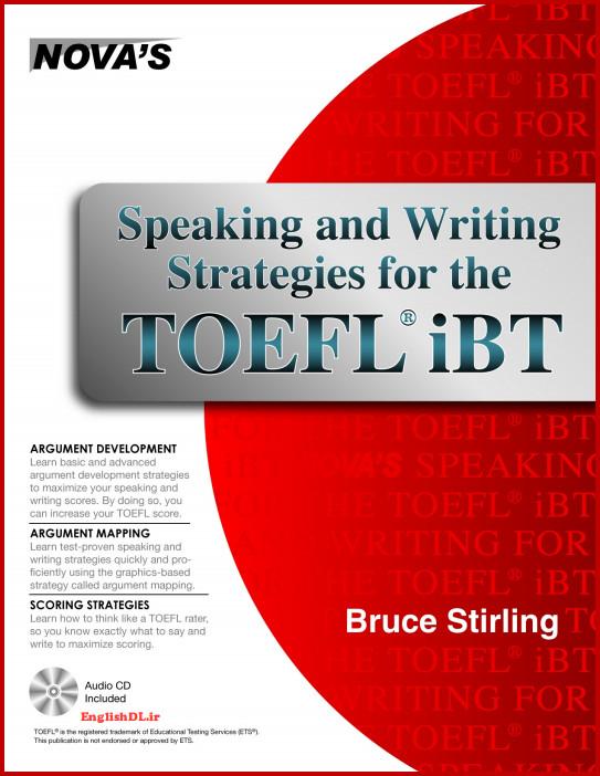 Nova's Speaking and Writing Strategies for the TOEFL iBT