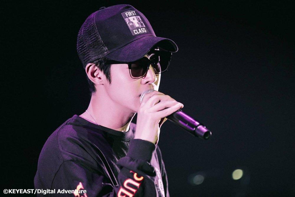 [Photo] Kim Hyun Joong Japan Mobile Site Update [2017.06.27]