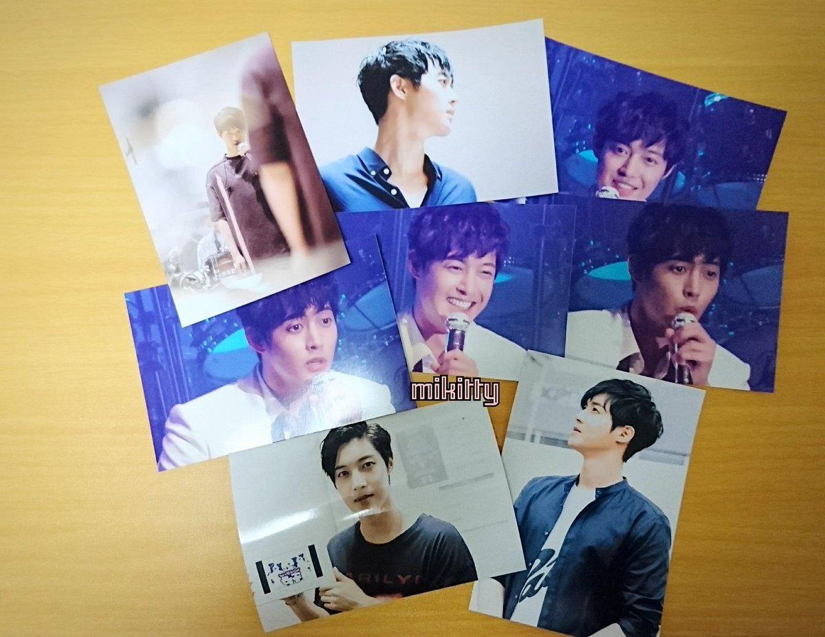 Kim Hyun Joong Photos from Line Blog