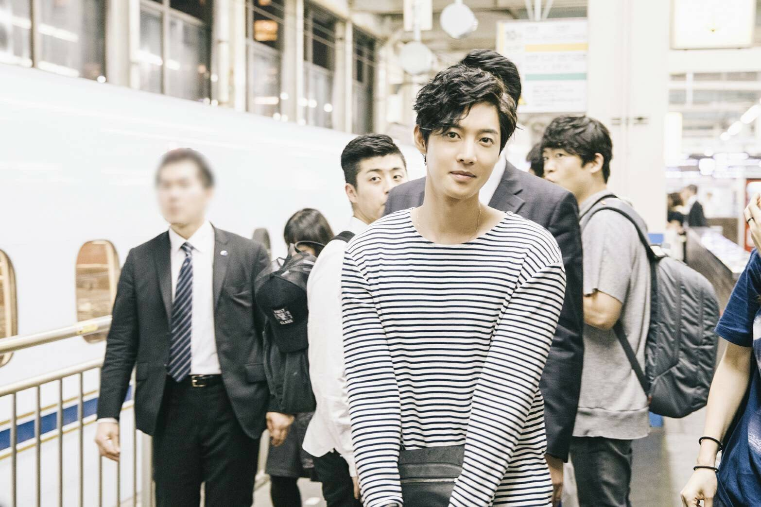 [Photo] Kim Hyun Joong Official Line Timeline Update [2017.06.30]