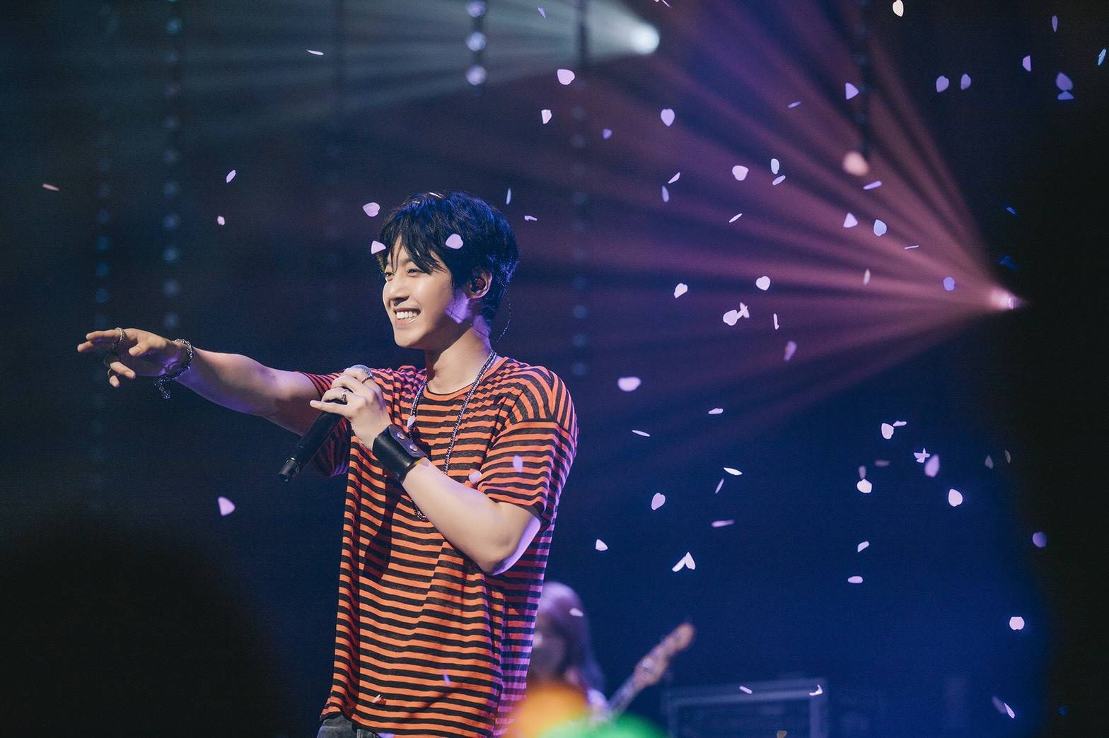 [Photo] Kim Hyun Joong Official Line Timeline Update [2017.07.03]