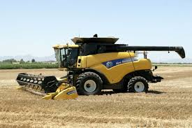 معرفی کمباین  New Holland