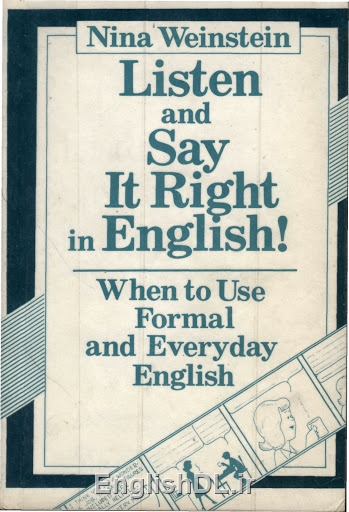 کتاب مکالمه زبان