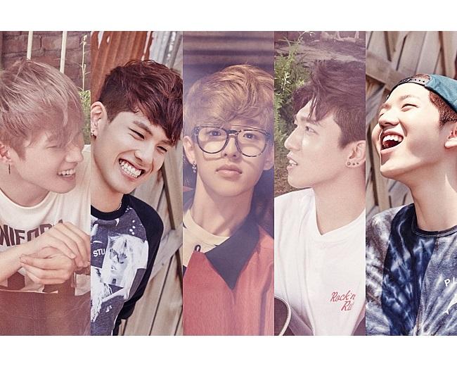 دانلود آهنگ گروه کره ای DAY6 به نام Hi Hello