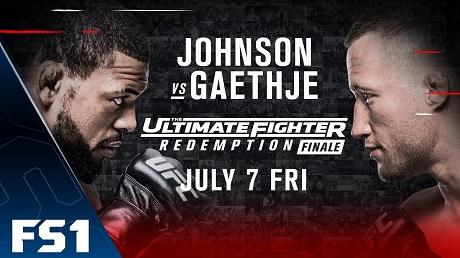 دانلود رویداد فینال التیمات فایتر|   The Ultimate Fighter 25: Redemption Finale-نسخه ی 720 H265