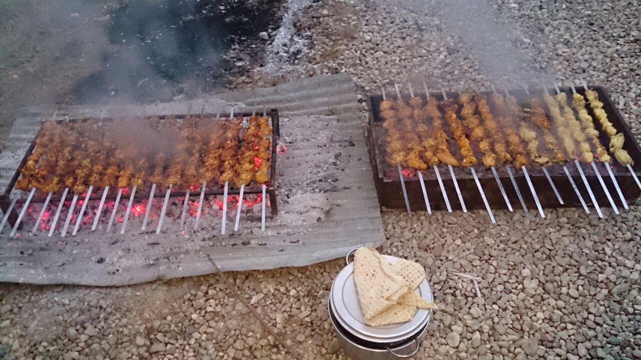 دارابکلا. جنگل. عید فطر. تیر 1396. عکاس: جناب یک دوست