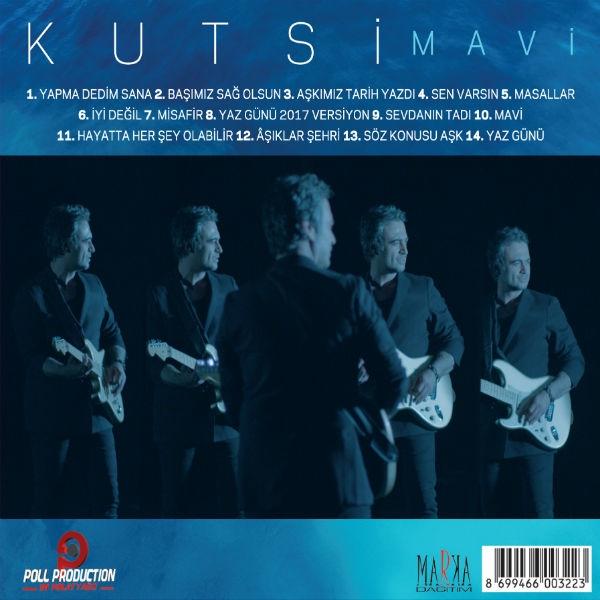 Kutsi - Mavi [2017] Albüm