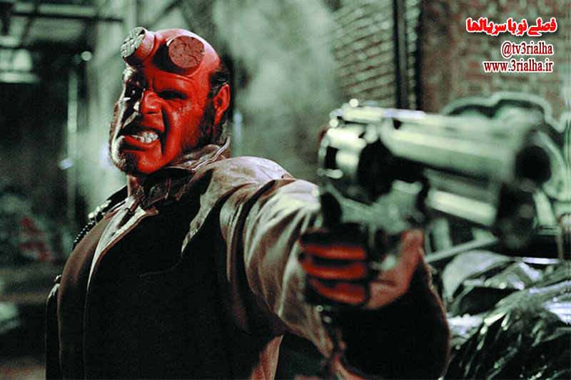احتمال انتشار ریبوت فیلم Hellboy توسط کمپانی لاینزگیت