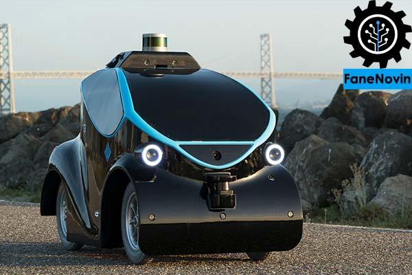 رباتهای خودران به یاری پلیس دبی می آیند