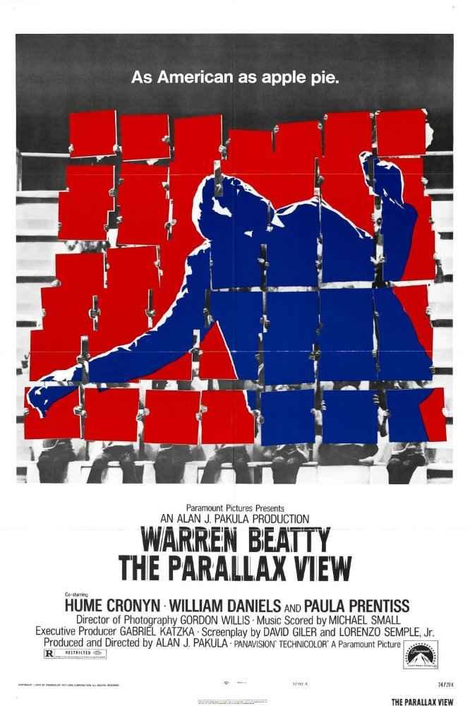 دانلود فیلم دوبله فارسی The Parallax View 1974