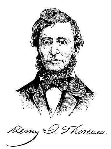 هنری دیوید ثورو – Henry David Thoreau