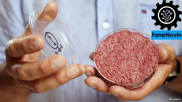 بررسی جامع گوشت مصنوعی کشت دادهشده در آزمایشگاه