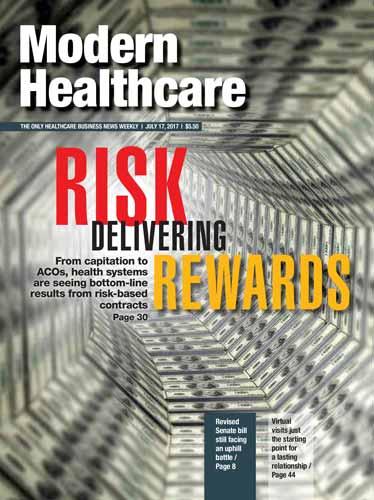 Modern Healthcare July 17 2017