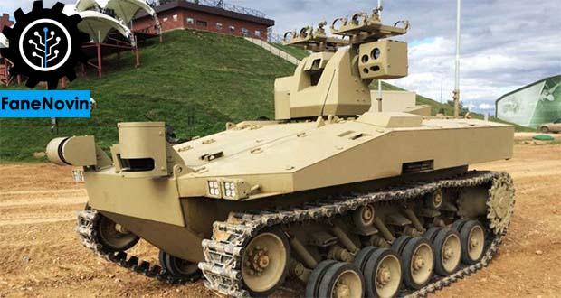 5 ربات نظامی برتر و پیشرفتهی جهان