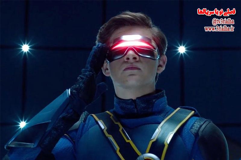 انتشار اولین تصاویر از حضور سایکلاپس در فیلم X-Men: Dark Phoenix