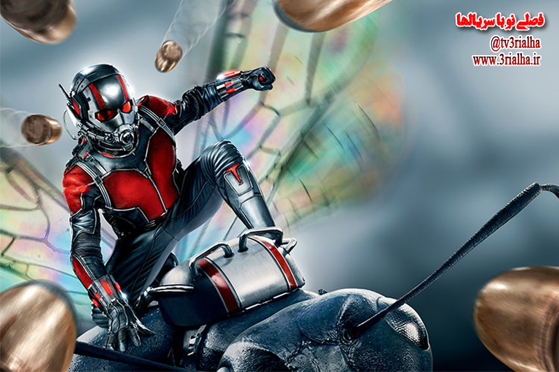انتشار پوستر کامیک کان فیلم Ant-Man and the Wasp