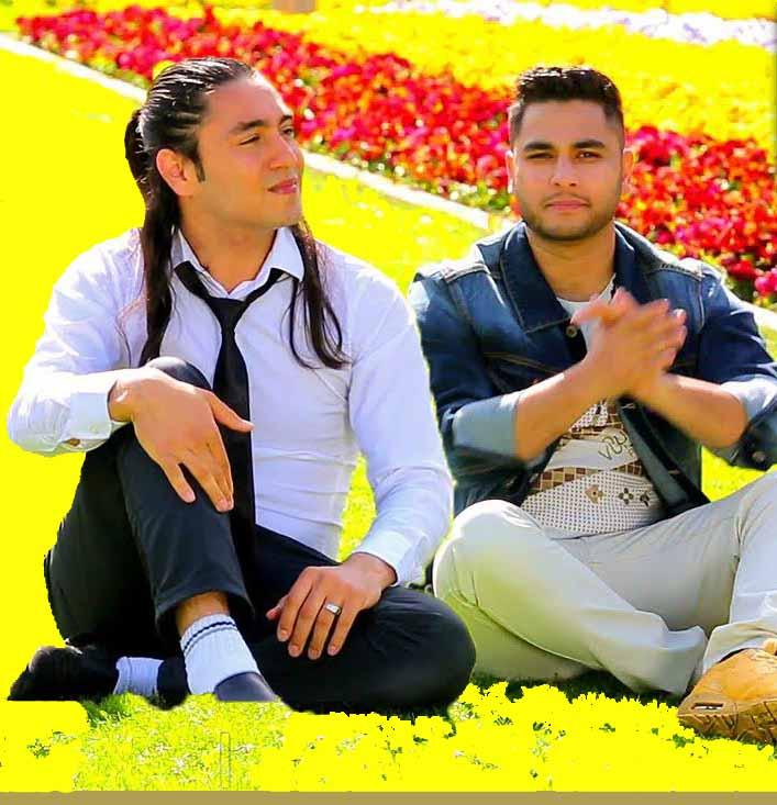 دانلود موزیک ویدیو جدید سلیم سالطانی و شراف علیزاده بنام سبز پری