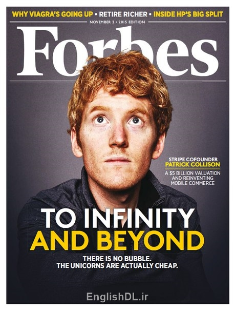 Forbes – November 2, 2015 USA