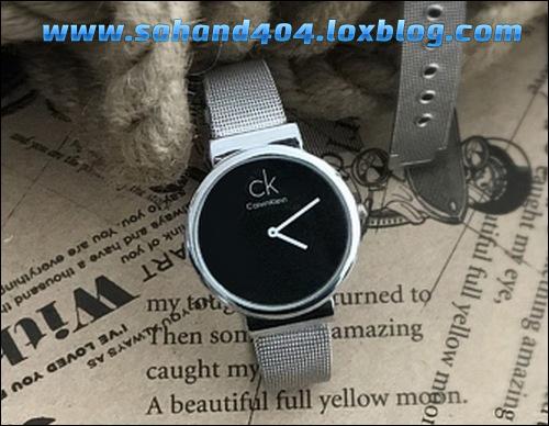 ساعت مچی CK طرح Silver در سه رنگ مختلف