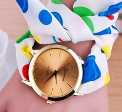 فروش ساعت مچی فشن دخترانه بستن بند به صورت گره